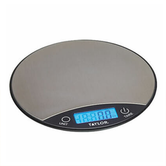 Taylor Pro Digital Scale 5kg (Black/Silver)