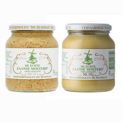 Zaanse Dutch Mustards (2 varieties)
