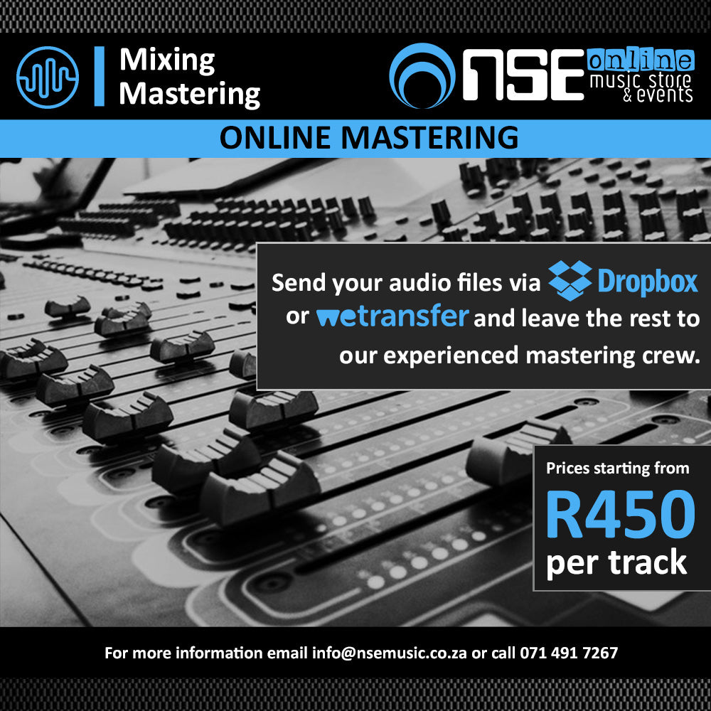 NSE Music Online Mastering