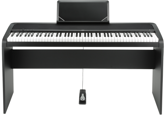 Korg B1 Deluxe Concert Series Digital Piano - Black