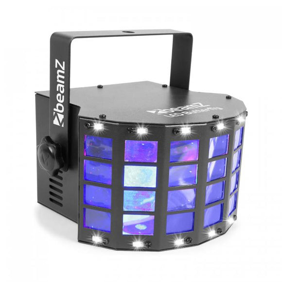 BeamZ - LED Butterfly with strobe