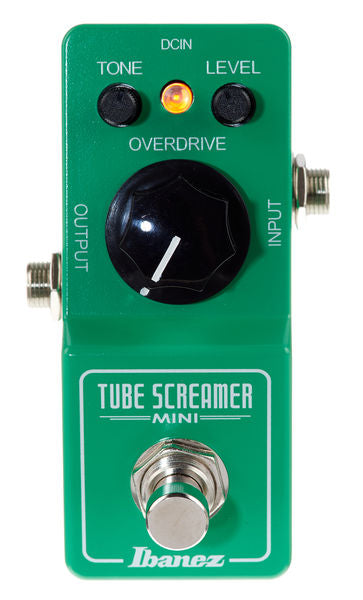 Ibanez TS Mini - Tubescreamer Guitar Pedal
