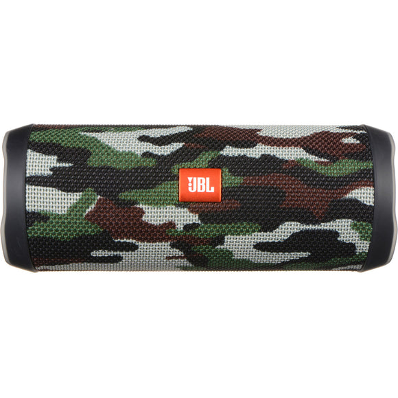 JBL Flip 4 - Waterproof portable Bluetooth speaker (Camo)