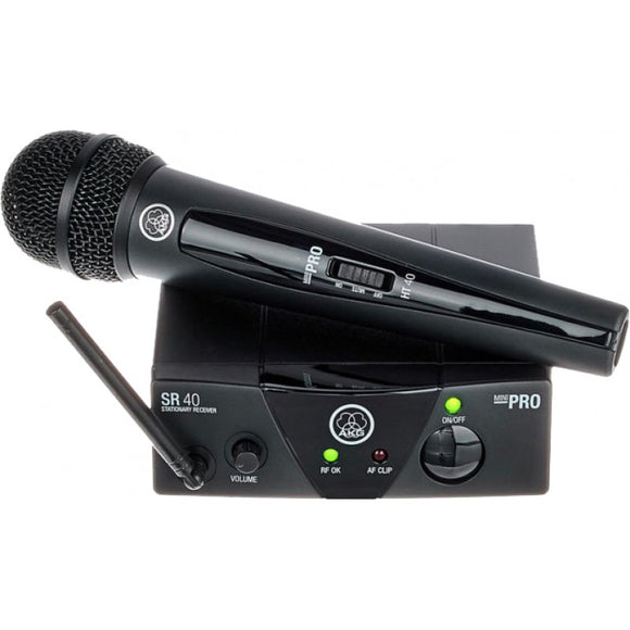 AKG WMS 40 - Mini Vocal Wireless System