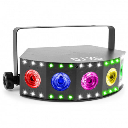 BeamZ - DJ X5 Strobe LED Array