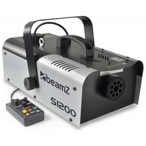 BeamZ - S1200 MKII Smoke Machine