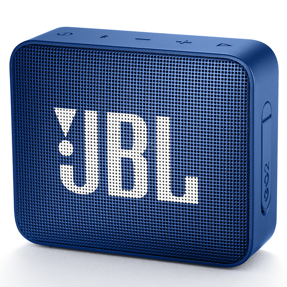 JBL GO 2 - Portable Bluetooth speaker (Blue)