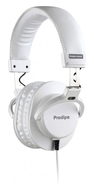 Prodipe 3000WH Professional Headphones - White