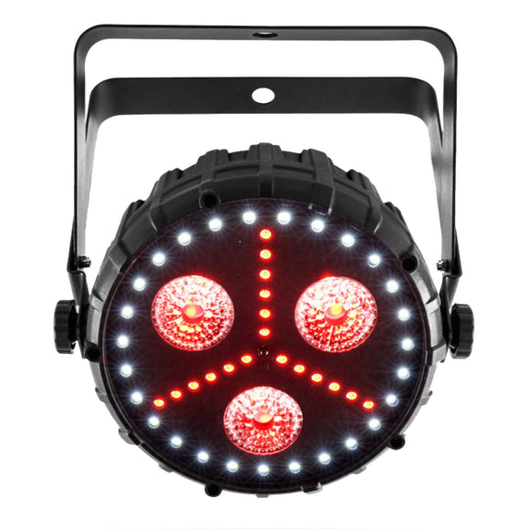 Chauvet FXpar 3 - (quad-color RGB + UV)