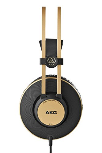 AKG K92 PERCEPTION Closed-back Studio Headphone