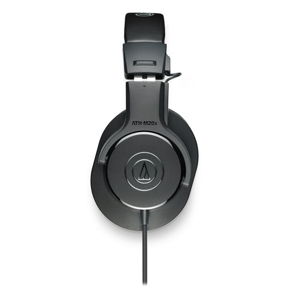 Audio-Technica ATH-M20x Closed-back Monitoring Headphones