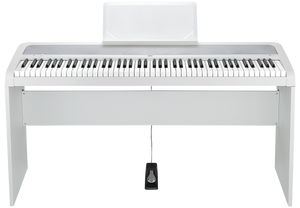 Korg B1 Deluxe Concert Series Digital Piano - White