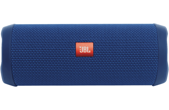 JBL Flip 4 - Waterproof portable Bluetooth speaker (Blue)