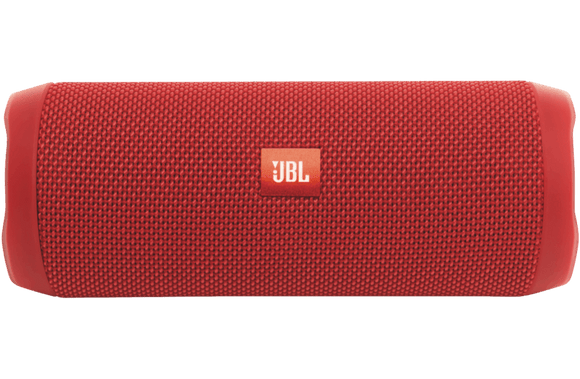 JBL Flip 4 - Waterproof portable Bluetooth speaker (Red)