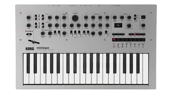 Korg Minilogue Polophonic Analog Synthesizer