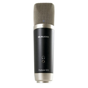 m-audio producer usb microphone driver