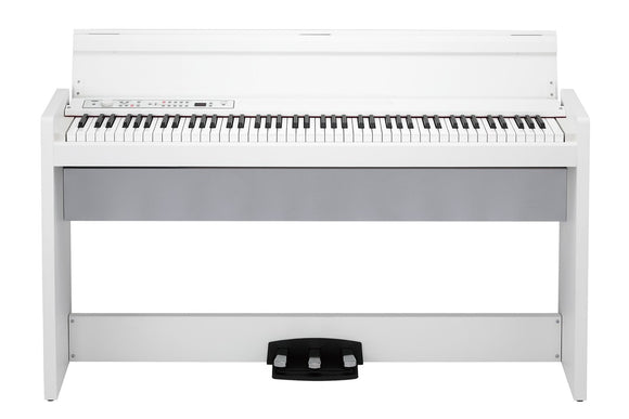 Korg LP380 Digital Piano - White (incl. Stand & Pedal)