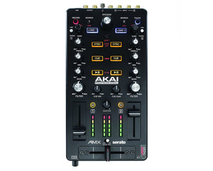 Akai AMX - Mixing Surface with Audio Interface for Serato DJ