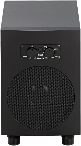 ADAM Audio Sub 8- Active Studio Sub Woofer (Single)
