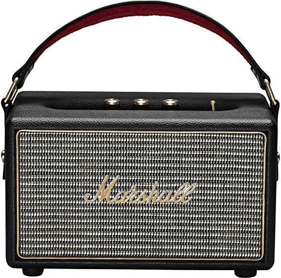 Marshall Kilburn - Active Stereo Portable Bluetooth Speaker (Black)