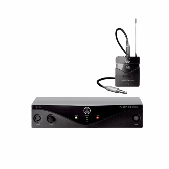 AKG PW45 I  - Preception Wireless Instrument System