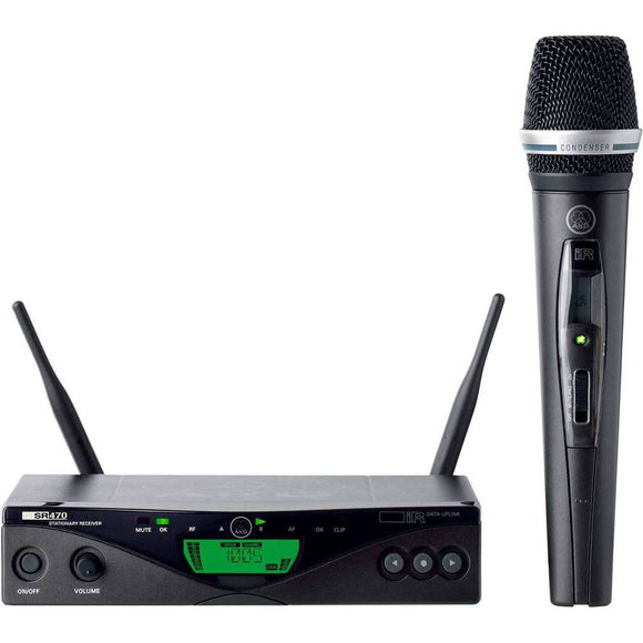 AKG WMS470 - Vocal Set C5 Wireless Microphone System