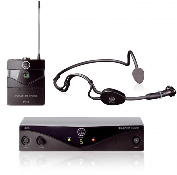AKG PW45 S - Perception Wireless Sports Set