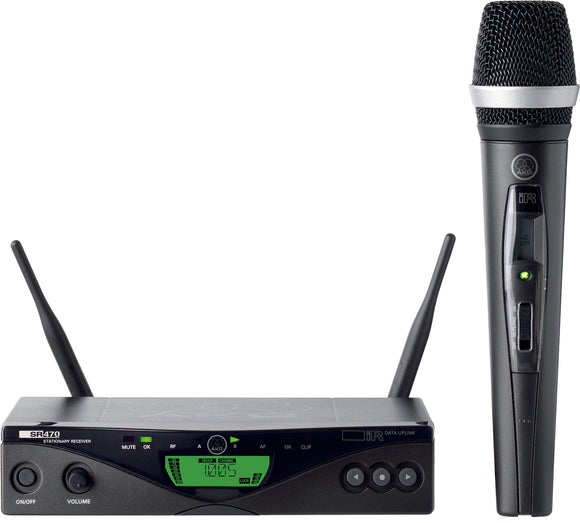 AKG WMS470 Vocal Set D5 Wireless Microphone System