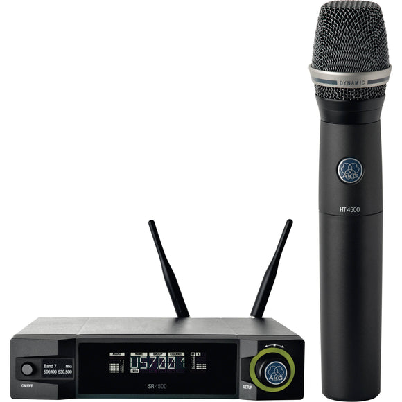 AKG WMS4500 D7 - Wireless Handheld System