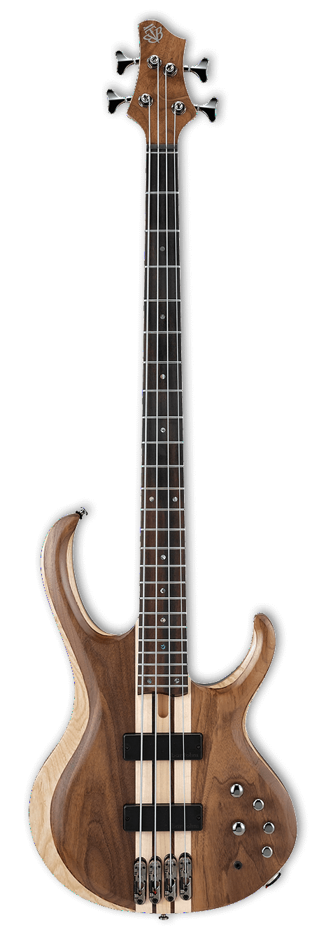 Ibanez BTB740-NTL - 4 String Electric Bass Guitar