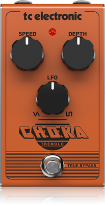 TC Electronic - CHOKA TREMOLO (All-analog tremolo pedal)