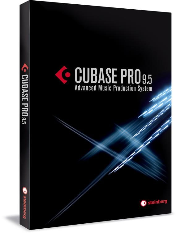 Steinberg Cubase Pro 9.5 (Boxed)