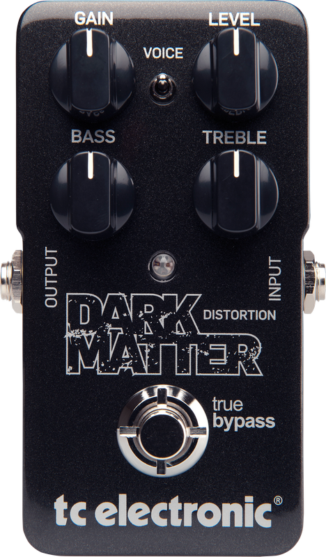 TC Electronic - DARK MATTER DISTORTION