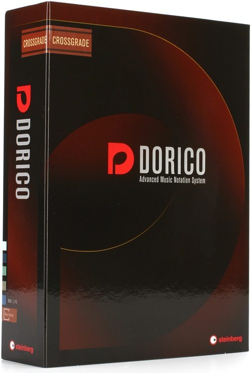 Steinberg Dorico Scoring Software (Boxed)
