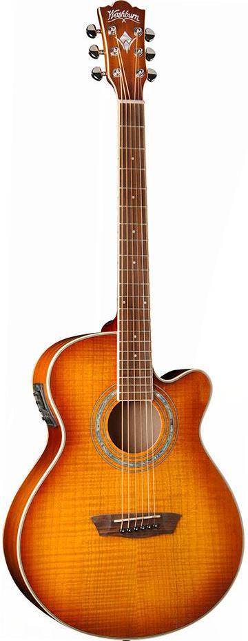 Washburn Festival Series EA15ITB - Acoustic Guitar