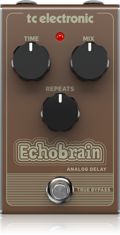 TC Electronic - ECHOBRAIN ANALOG DELAY