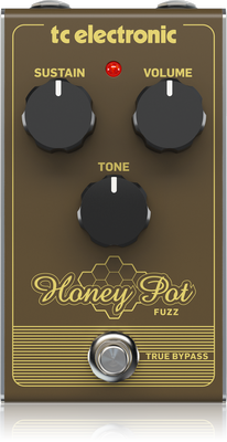 TC Electronic - HONEY POT FUZZ