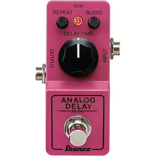 Ibanez ADMINI - Mini Analog Delay Pedal