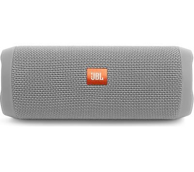 JBL Flip 4 - Waterproof portable Bluetooth speaker (Grey)