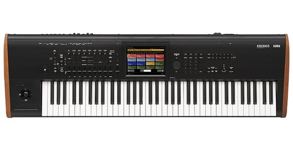 Korg Kronos 2 73-Key Music Workstation