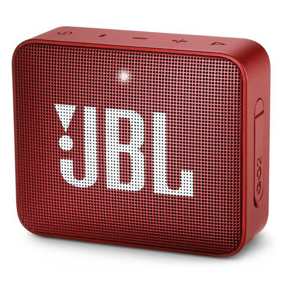 JBL GO 2 - Portable Bluetooth speaker (Red)