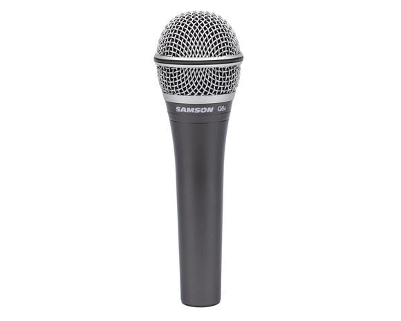 Samson Q8x Professional Dynamic Vocal Microphone