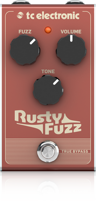 TC Electronic - RUSTY FUZZ