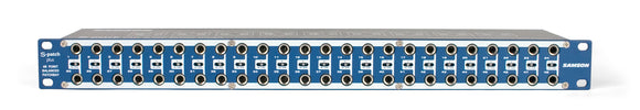 Samson S-patch plus - 48-Point Balanced Patchbay