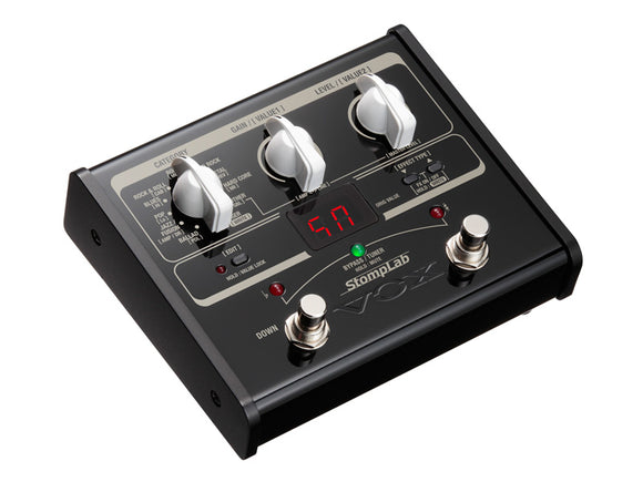 VOX Stomplab 1G - Guitar Multi Effects Pedal