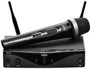 AKG WMS420 - Vocal Set Wireless Microphone System