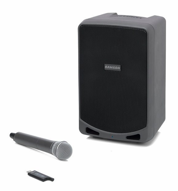 Samson XP106W Rechargeable Portable PA with Bluetooth