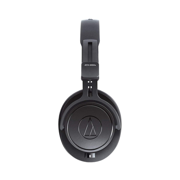 Audio-Technica ATH-M60x Closed-back Monitoring Headphones