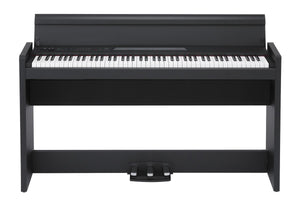 Korg LP380 Digital Piano -Black (incl. Stand & Pedal)