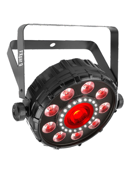 Chauvet FXpar 9 - (quad-color RGB+UV)